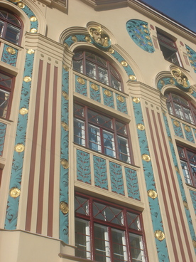 Schwabing Art Nouveau Buildings Munichfound Com